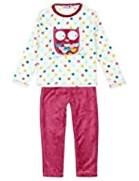 Pijama Terciopelo de niña