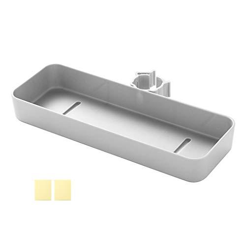 Küchenarmatur Waschbecken Schwamm Seife Lagerregal Bad Geschirrtuch Dusche Regal Handtuch Veranstalter Halter -