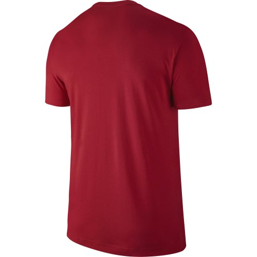 Nike Circuit Glowball Tee Maglietta rosso / nero