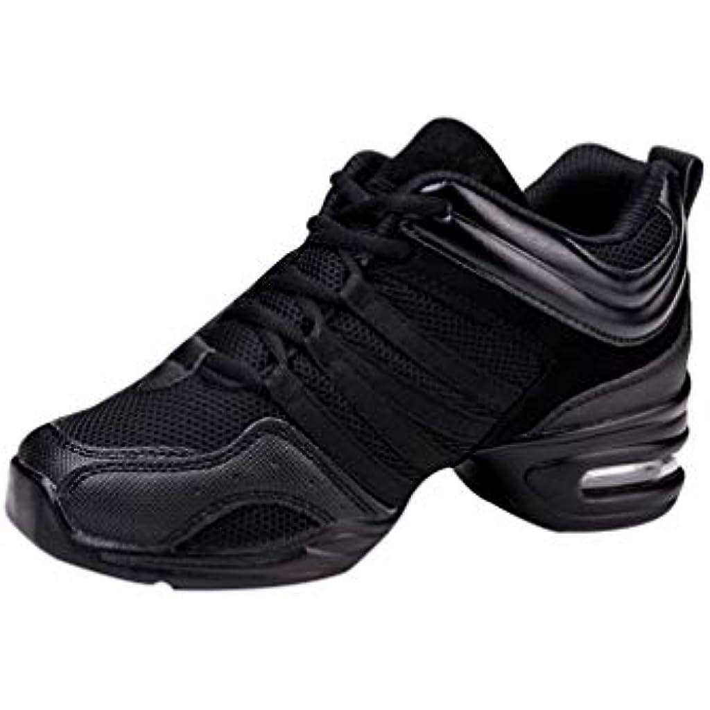 c30f73d6890d8 Zapatillas deportivas  transpirables  cómodas  inferiores  suaves  señoras   zapatillas  deporte  dance  fitness  mujer  zapatos  baile   antideslizantes  ...
