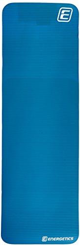 ENERGETICS NBR 183x 58cm-Esterilla de Fitness, Unisex, Fitnessmatte NBR 183 x 58 cm, Azul, Talla única