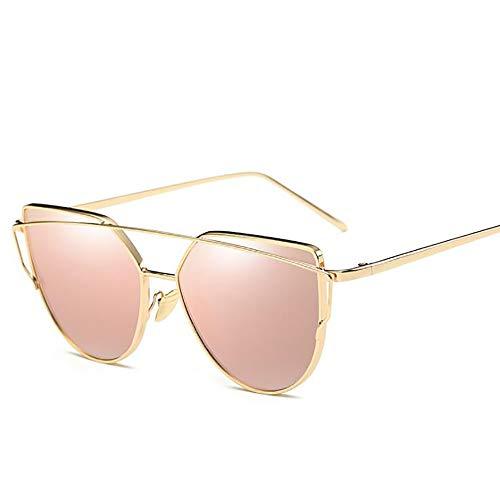 Zuzhen occhiali da sole polarizzati per donna di eye love con protezione uv e stile,a