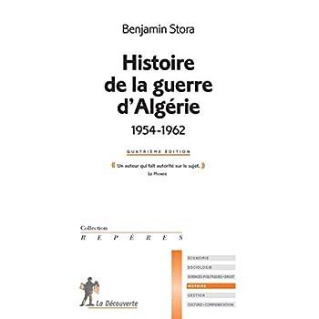 Histoire de la guerre d'Algérie, 1954-1962