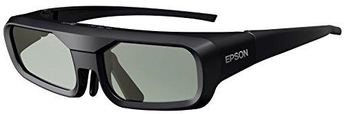 Bild 45: Epson EH-TW6100 3D Heimkino 3LCD-Projektor (Full HD 1080p, 2.300 Lumen Weiß & Farbhelligkeit, 40.000:1 Kontrast, 2x HDMI (1x MHL), inkl. 1x 3D Brille) schwarz