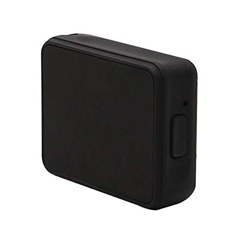 QNMM Mini rastreador de Mascotas y Monitor de Actividad GPS, rastreador de GPS Personal y de vehículo en Tiempo Real más Inteligente para Mascotas
