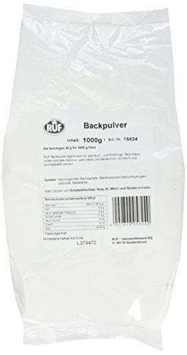 RUF Backpulver, 5er Pack (5 x 1 kg)