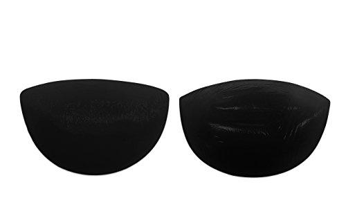 SODACODA - 130g/paire - Silicone Souple pour Soutiens-Gorge - Décolletage naturel pour toutes les tailles des seins