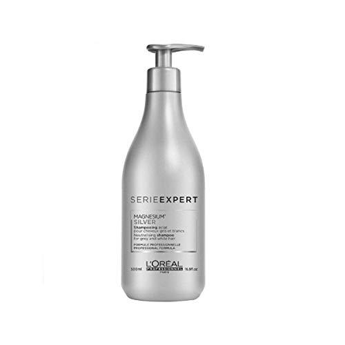 L\'Oréal Professionnel Serie Expert Silver Shampoo, 1er Pack, (1x 500 ml)
