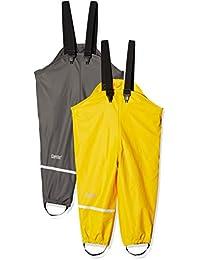 CareTec 550272 Pantaloni Impermeabili, un pacco con 2 pezzi, Multicolore, 74
