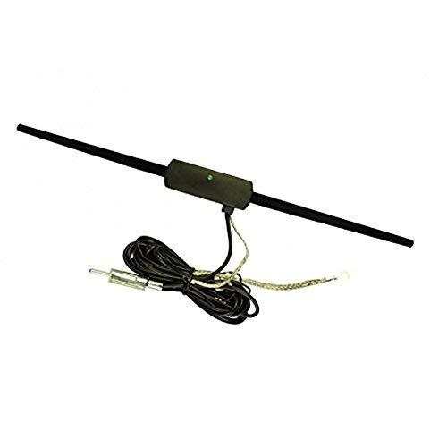 Sound-way - Autoradio Antenne FM Radio Antenne Auto Antenne Radio Patch Antenne Auto-radioantenne für FM Radio Autos, LKWs Windschutzscheibe (Lkw-fm-radio-antenne)