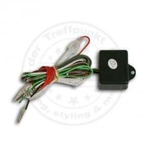 module pour feux de circulation diurnes led avec variateur d 39 intensit. Black Bedroom Furniture Sets. Home Design Ideas