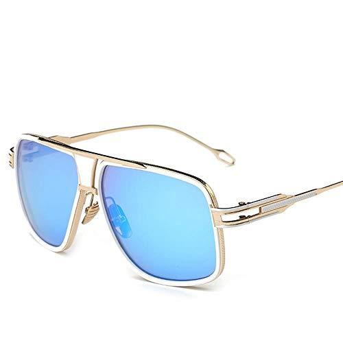 ZHOUYF Sonnenbrille Fahrerbrille Sonnenbrille Herren Markendesigner Sonnenbrille Fahren, G