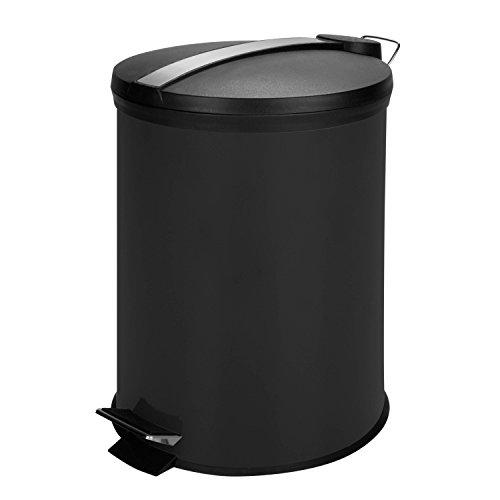 honey-can-do-trs-05251-a-pedale-in-acciaio-inox-12-l-nero-metallo-black-3251-x-2750822-x-404876-cm