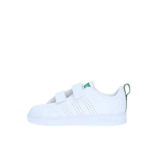 Adidas Vs ADV Cl CMF Inf, Baskets Mixte Enfant