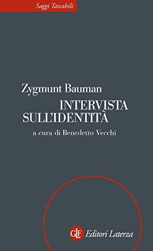 Intervista sull'identità (Saggi tascabili Laterza Vol. 269)
