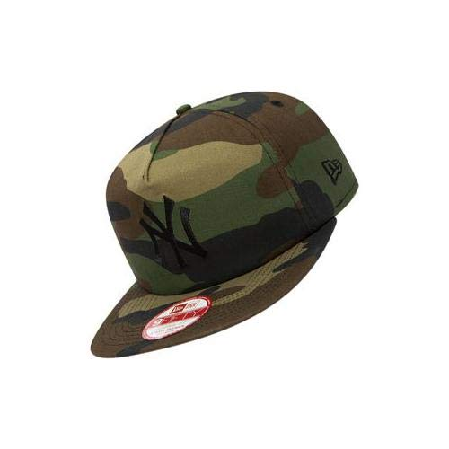 New Era Tonal Unstructured NY Yankees Snapback S/M camo
