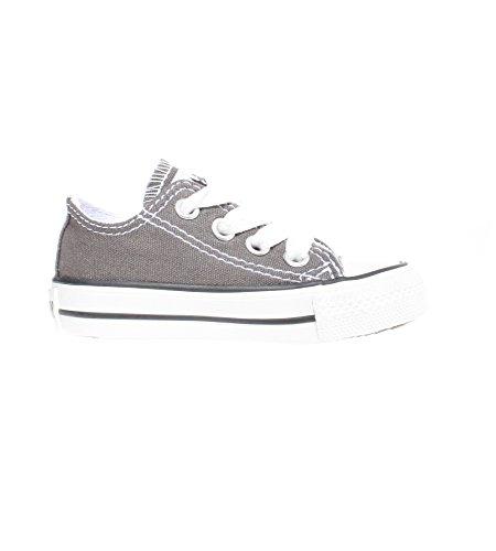 Converse Chuck Taylor All Star Season Ox, Unisex Sneaker Grau (Charcoal)