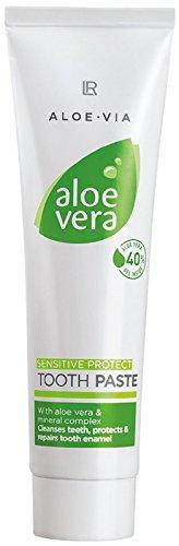 LR ALOE VIA Aloe Vera Schützende Zahnpasta Sensitive 100 ml (Aloe Mineral)
