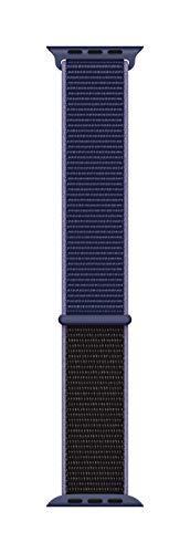 Apple Watch (44mm) Sport Loop, Mitternachtsblau -
