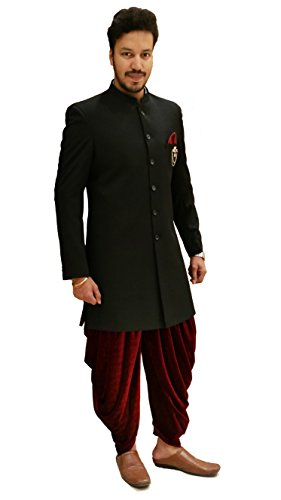KATZANO Men's Sherwani Indo-Western Ehnicwear (38)