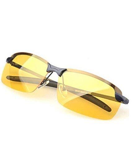 Gearmax® Gafas sol Polarizadas Visión Nocturna Conductores