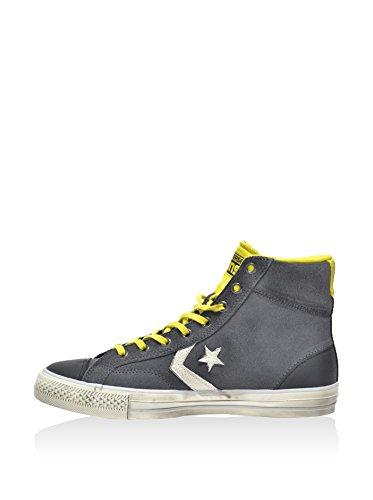 Converse - Star Player Hi, Sneaker alte Unisex – Adulto Nero