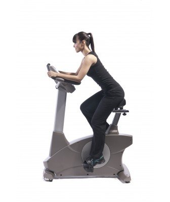 Spirit Fitness Spirit Club Serie cu800 aufrecht Bike - 2