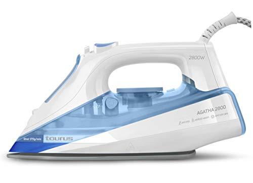 Taurus Agatha 2800 Plancha de Vapor Blanco/Azul