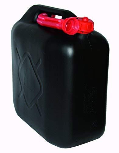KRAFTSTOFF-KANISTER KUNSTSTOFF 20 Liter Schwarz
