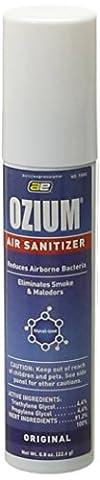 Ozium GlycolIzed Professional Air Sanitizer / Freshener Original Scent, 3.5 oz. aerosol (Pack of 6)