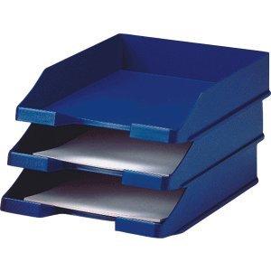 Han Briefablage A4 blau VE=2 Stück