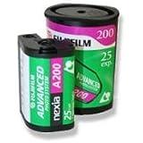 10 Rolls Fujifilm APS 200 25 Exp Film Nexia Advanced Photo System