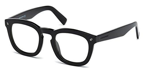 Occhiali da sole DSquared2 DQ0198 C49 001 (shiny black / )