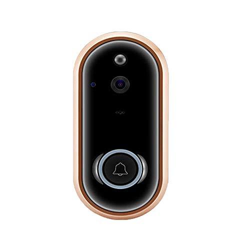 Video-Türklingel WiFi Home Wireless Cat Eye Smart Voice Intercom Video-Diebstahlüberwachung Türklingel
