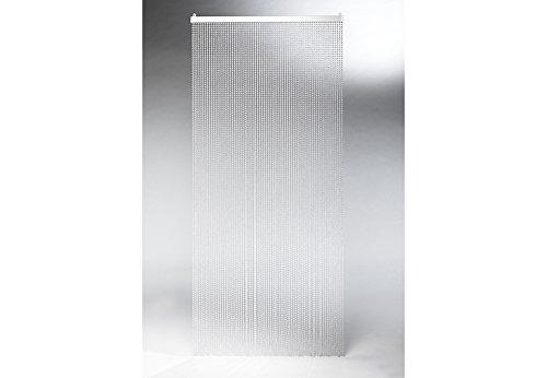 Drop-tür (Türvorhang Perlenvorhang DROPS Kunststoffperlen von Kobolo 90x200)