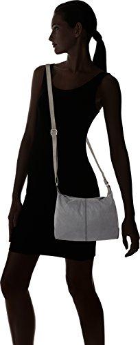 s.Oliver (Bags) - City Bag, Borse a tracolla Donna Grigio (Pearl Grey)