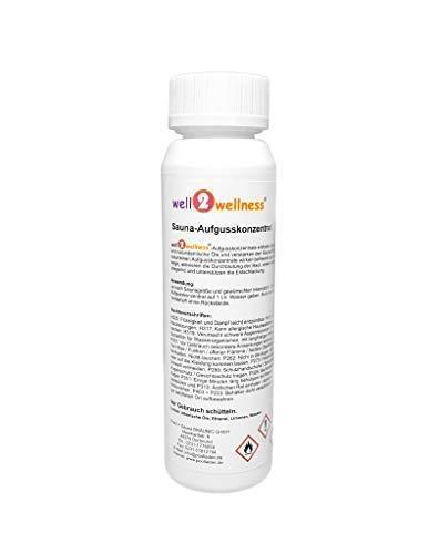 Saunaaufguss - Konzentrat/Saunaduft - Konzentrat 125 ml - über 180 Top-Aromen zur freien Auswahl (Erdbeere)