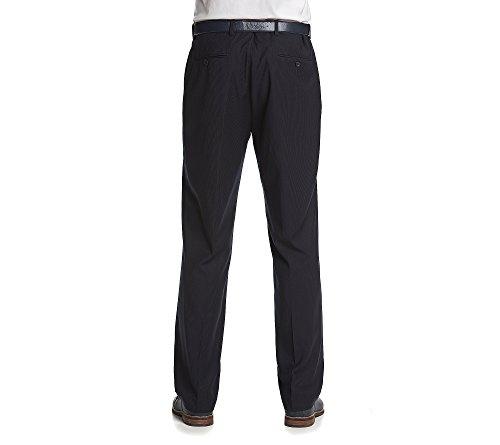 Dockers -Pantaloni da vestito Uomo Navy