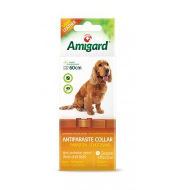 Amigard Antiparasitenband Hund