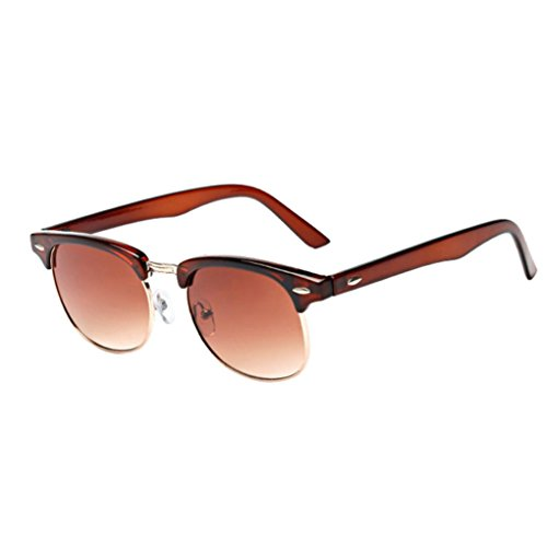 Aoligei Europe et États-Unis Prince miroir rond couleur film lunettes de soleil printemps jambe tendance de la mode des lunettes de soleil Sungl Asses yYw5kn7ezi