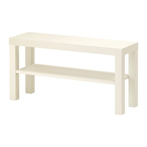 LACK - Tv Bench, White by eLisa8