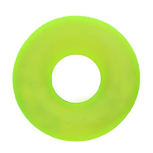 Lap-pool (E-CHENG Neon Swim Ring for Adult, Inflatable Swimming Tube Float Swimming Lap Swimming Pool (Yellow))