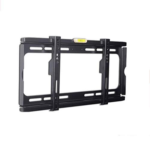 SADGE Universal-TV-Rack LCD-TV-Wandhalterung für 32-70-Zoll-Fernseher, LCD-Monitor, maximale Zuladung 65 kg,A123