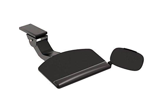 HON Cabrio Tastatur mit Gelenkarm und Maus Pad, schwarz