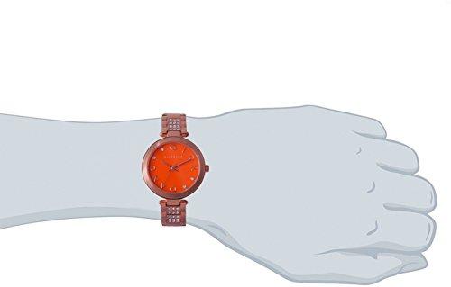 Giordano Analog Orange Dial Women's Watch – A2040-44