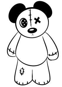 we-sell-wall-art-voodoo-bear-drift-charm-race-track-car-sticker-200sx-skyline-jdm-bmw-v8