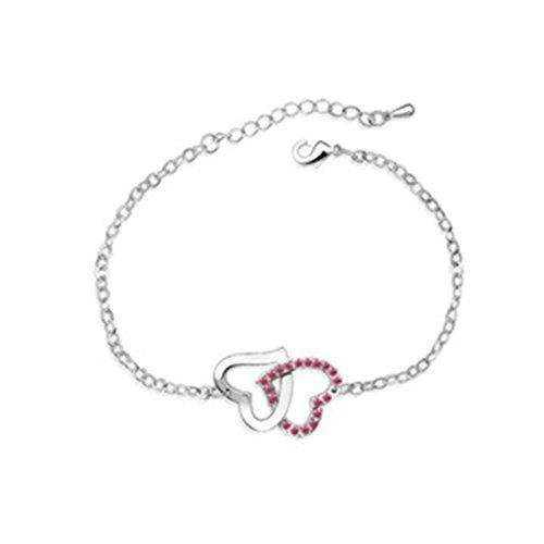 beydodo-bracelet-en-plaqu-or-blanc-pour-les-femmeslink-braceletscristal-dautriche-double-cur-rose-ro
