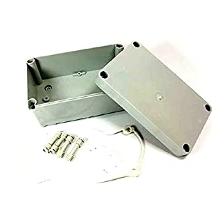 170 MM X 105 Mm X 85 mm waterproof plastic case Enclosure Power junction box