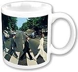 The Beatles Abby Road Crossing Mug