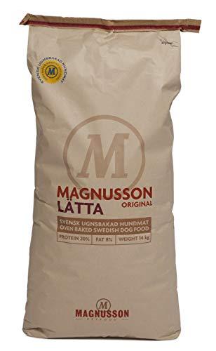 MAGNUSSONS Original LÄTTA Alleinfuttermittel für Erwachsene Hunde mit niedrigem Energieverbrauch und Tendenz zu Übergewicht